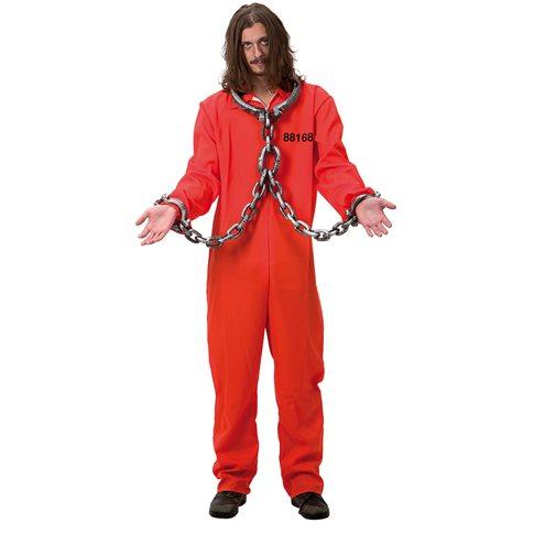 Amerikansk fångdräkt - Kalaskompaniet.se 367899a680166