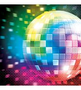 Disco fever servetter