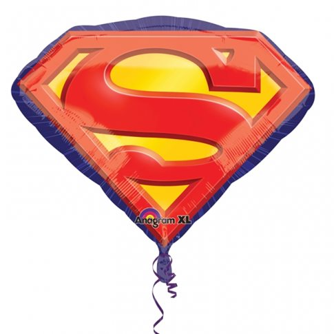 Superman Heliumballong