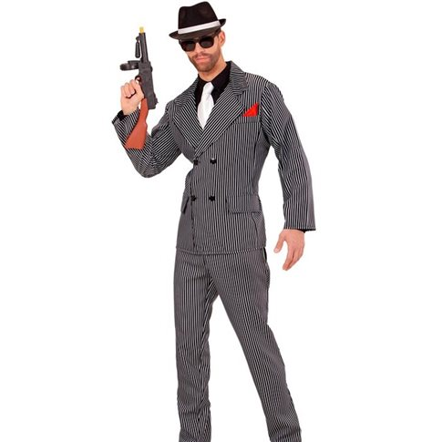 Gudfadern Maffia kostym - Kalaskompaniet.se 4f3dfcd0f5a8d
