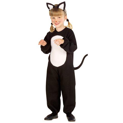 Katt Maskeraddräkt Barn - Kalaskompaniet.se 615d51c47f03f