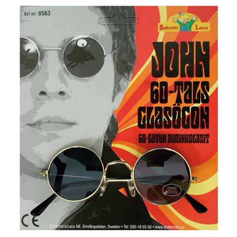 John Lennon svarta glasögon - Kalaskompaniet.se aca7d74484668