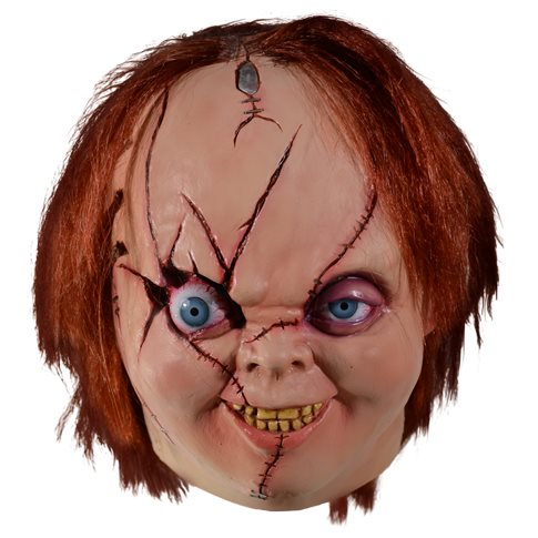 Chucky The Doll Deluxe Mask