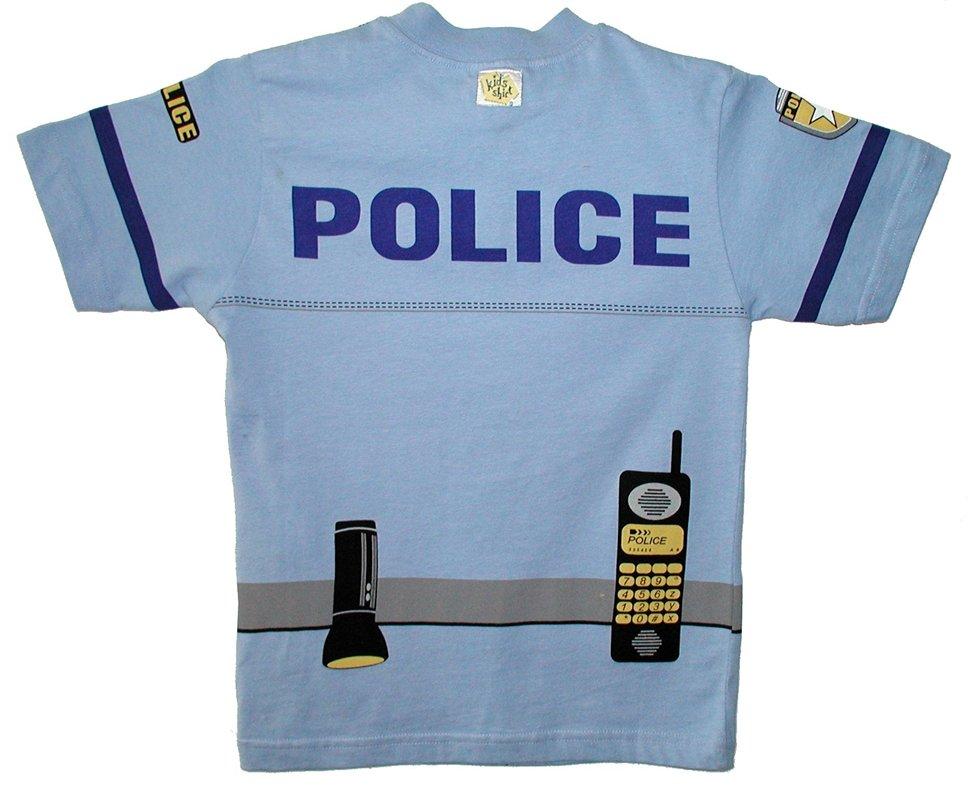 Polis t-shirt barn Polis t-shirt barn e7b97b2d6a97c