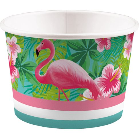 Flamingo Glassbägare
