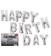 Folieballonger Happy Birthday