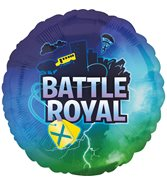 Battle Royal Heliumballong