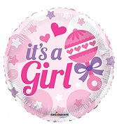 It´S A Girl Heliumballong