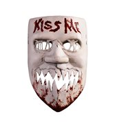 Mask The Purge Kiss Me