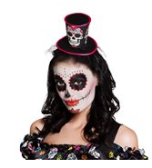 Diadem Day Of The Dead Hatt
