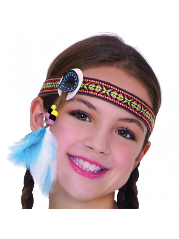 Indianklänning barn Indianklänning barn ... 76249ca4004cf