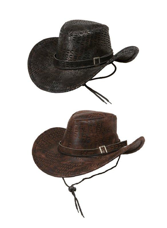Cowboyhatt i omrskinn - Kalaskompaniet.se d5915636e71ca