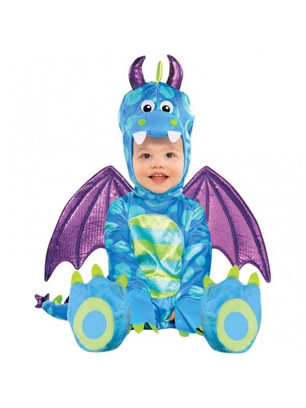 Drake bebis maskeraddräkt deluxe - Kalaskompaniet.se 1f723acb72cf0