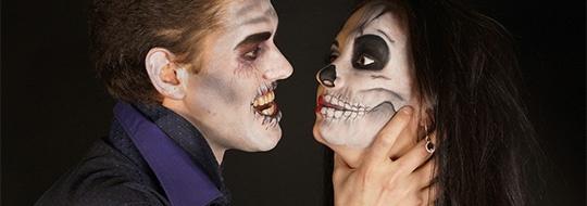 Halloween smink för skräckinjagande sminkning - Kalaskompaniet.se a64392dd2bb71